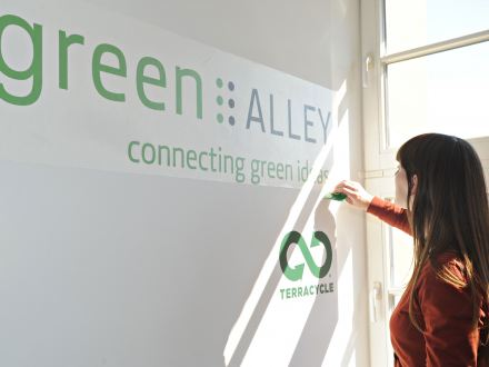 Green Alley Award