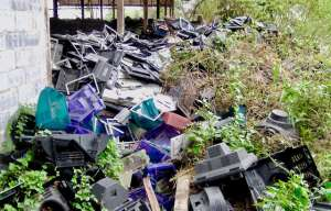 E-waste Export
