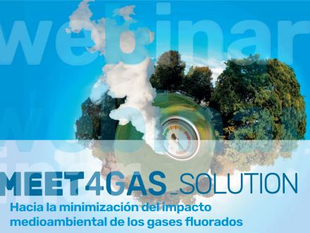 ERP recuperación de gases fluorados