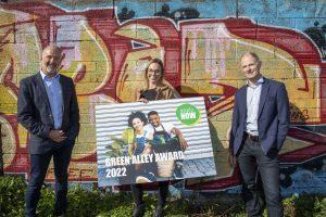 ERP Celebrates 4 Million Tonnes at Green Alley launch 2021