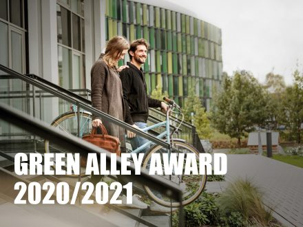 Finalisti Green Alley Award 2021