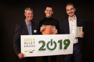 GelatexGreen Alley Award winner 2019