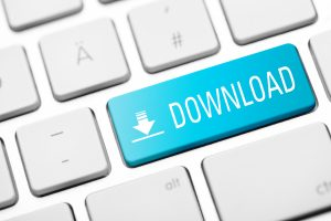 download-key-on-keyboard