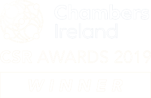 Chambers Ireland CSR Awards 2019 Winner