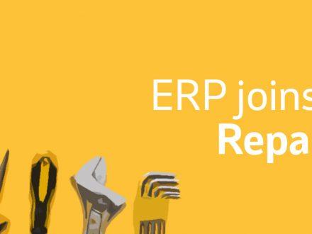 ERP Supports Repairmystuff.ie